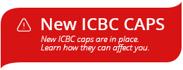 New ICBC Caps button