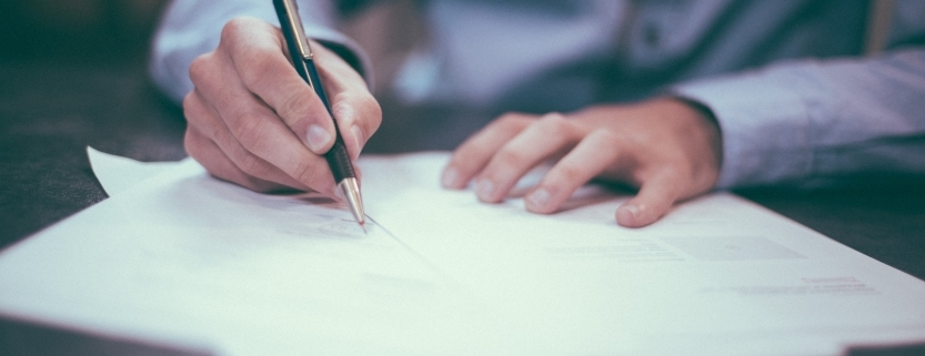 Writing A Will In BC